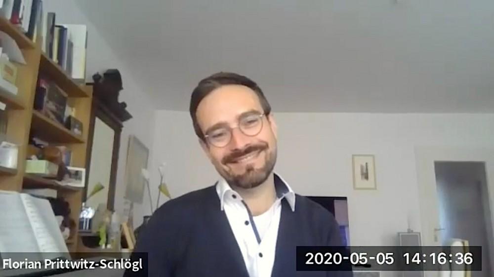 """Interview """"Die Welt mit Sinn gestalten - auch und gerade in der Krise"""""""